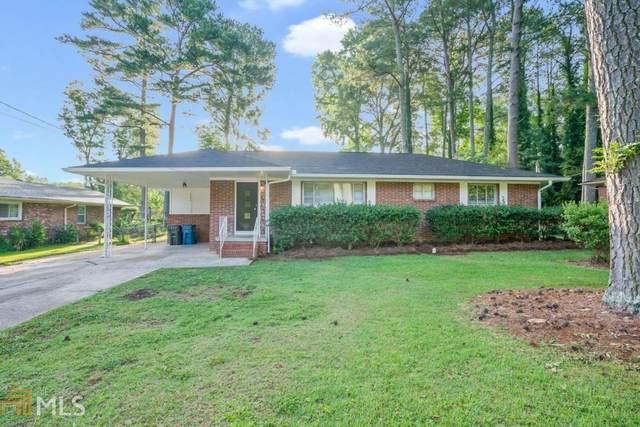 2632 Farley St, Atlanta, GA 30344 (MLS #9019343) :: The Atlanta Real Estate Group