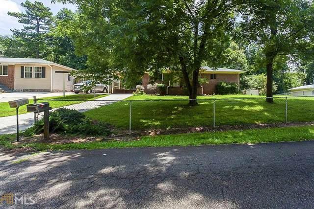 1439 Douglas, Gainesville, GA 30504 (MLS #9019474) :: The Ursula Group