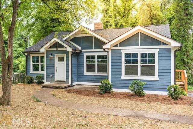1547 Willowbrook, Atlanta, GA 30311 (MLS #9019846) :: Scott Fine Homes at Keller Williams First Atlanta