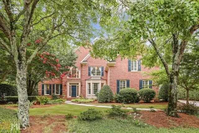 4880 Riverlake Dr, Peachtree Corners, GA 30097 (MLS #9019870) :: Scott Fine Homes at Keller Williams First Atlanta