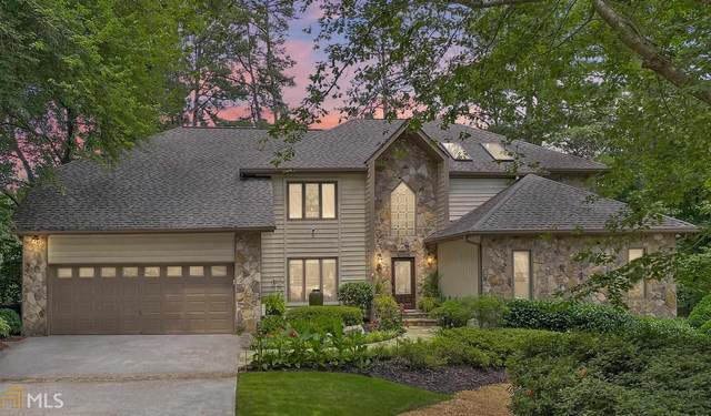 10005 Fairway Village, Roswell, GA 30076 (MLS #9019889) :: Grow Local