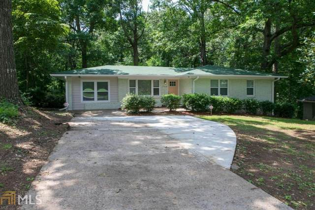 1704 Woodberry Ave, East Point, GA 30344 (MLS #9019918) :: The Atlanta Real Estate Group