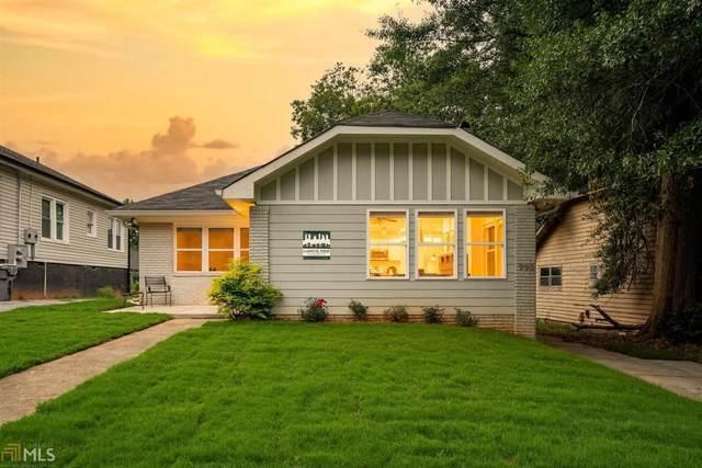 993 Dill Avenue, Atlanta, GA 30310 (MLS #9019962) :: Scott Fine Homes at Keller Williams First Atlanta