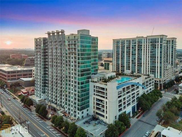 250 Pharr Rd #1912, Atlanta, GA 30305 (MLS #9020215) :: Bonds Realty Group Keller Williams Realty - Atlanta Partners