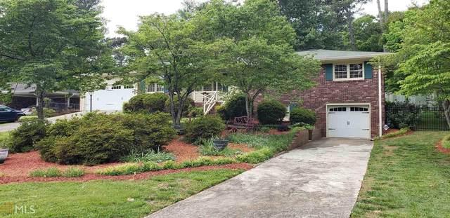 3971 Westmoreland Dr, Kennesaw, GA 30144 (MLS #9020218) :: Scott Fine Homes at Keller Williams First Atlanta