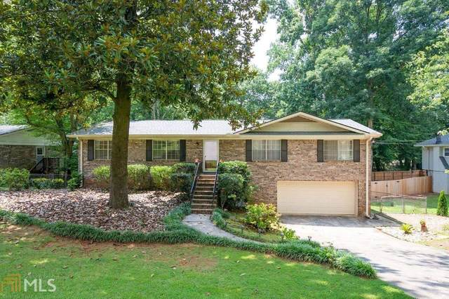 4136 Antler Trail, Smyrna, GA 30082 (MLS #9020344) :: Regent Realty Company