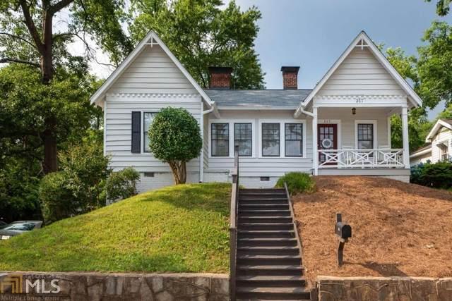 317 Home Park Ave, Atlanta, GA 30318 (MLS #9020368) :: Team Reign
