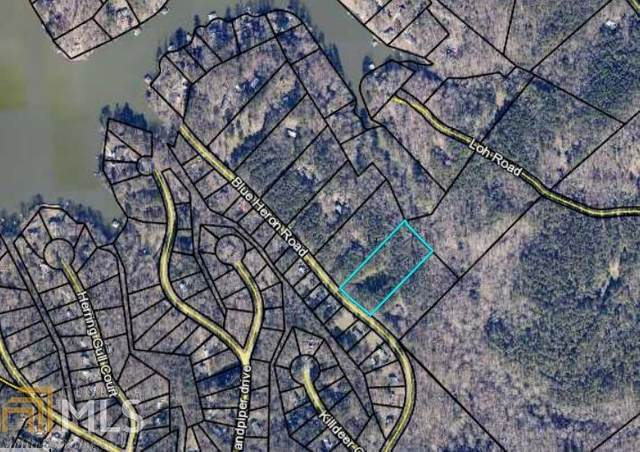 0 Blue Heron #7, Monticello, GA 31064 (MLS #9020400) :: The Durham Team