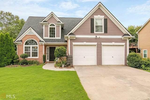 5080 Newpark Drive, Acworth, GA 30101 (MLS #9020431) :: The Atlanta Real Estate Group