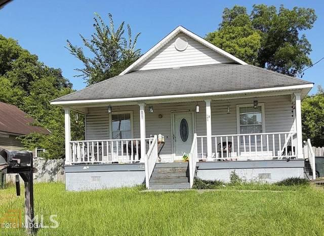 192 Ward, Macon, GA 31204 (MLS #9020488) :: Regent Realty Company