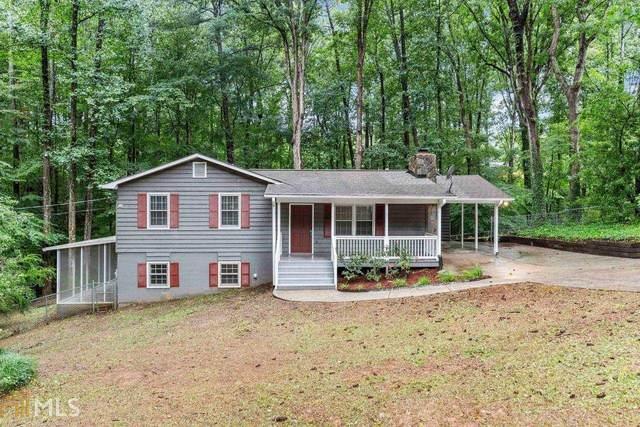 206 Oak Forest Drive, Canton, GA 30115 (MLS #9020491) :: Scott Fine Homes at Keller Williams First Atlanta