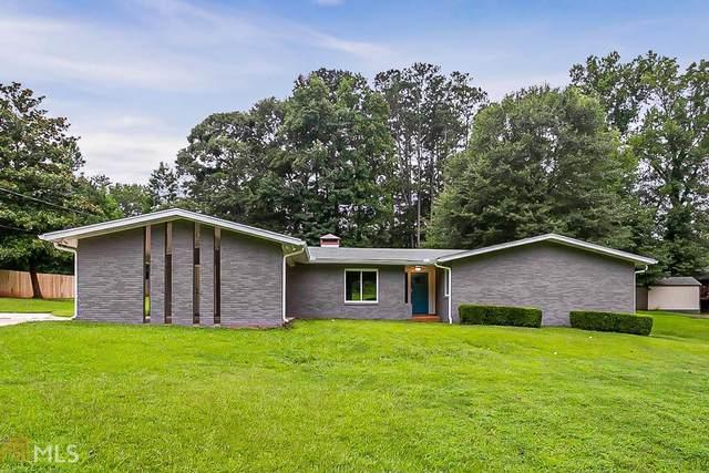 345 Dickson, Fayetteville, GA 30214 (MLS #9020495) :: Scott Fine Homes at Keller Williams First Atlanta