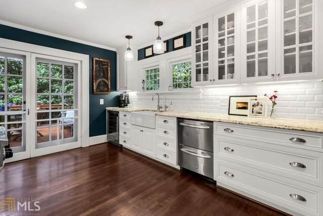 2865 Elliott Circle, Atlanta, GA 30305 (MLS #9020678) :: Scott Fine Homes at Keller Williams First Atlanta