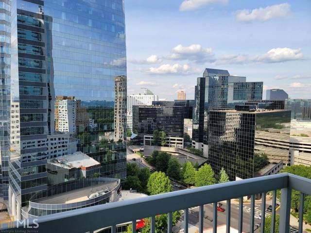 3324 Peachtree Rd #1515, Atlanta, GA 30326 (MLS #9020685) :: Team Cozart