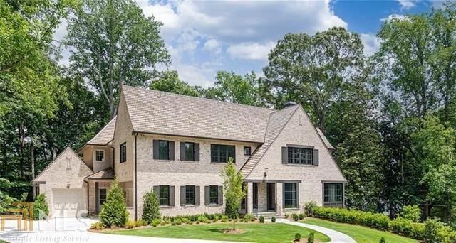 4075 Glen Devon Dr, Atlanta, GA 30327 (MLS #9020714) :: Scott Fine Homes at Keller Williams First Atlanta