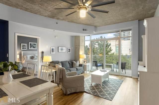 250 Pharr Road #605, Atlanta, GA 30305 (MLS #9020735) :: Scott Fine Homes at Keller Williams First Atlanta