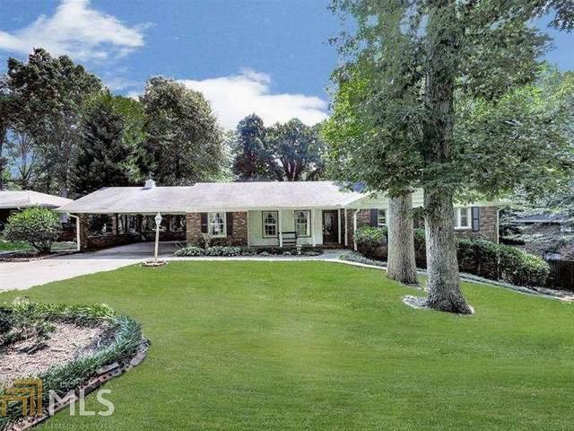 175 Wavetree Dr, Roswell, GA 30075 (MLS #9020754) :: Scott Fine Homes at Keller Williams First Atlanta