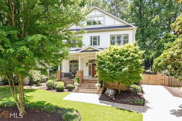 2606 Winding Ln, Brookhaven, GA 30319 (MLS #9020791) :: Scott Fine Homes at Keller Williams First Atlanta