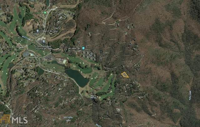 0 Ridgepole Dr Lot 23, Sky Valley, GA 30537 (MLS #9020800) :: The Ursula Group