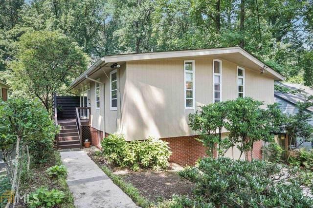 1488 Wessyngton Rd, Atlanta, GA 30306 (MLS #9020816) :: Grow Local