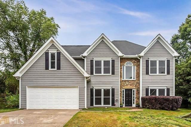 320 Snow Chief Court, Alpharetta, GA 30005 (MLS #9020838) :: Scott Fine Homes at Keller Williams First Atlanta