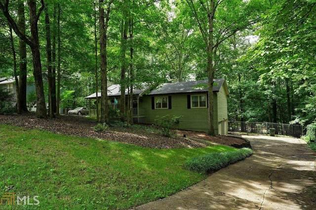 3669 Regent Drive Nw, Kennesaw, GA 30144 (MLS #9020946) :: Scott Fine Homes at Keller Williams First Atlanta