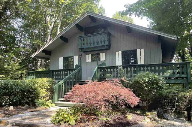 163 Pleasant Mountain Rd, Sky Valley, GA 30537 (MLS #9020969) :: The Ursula Group