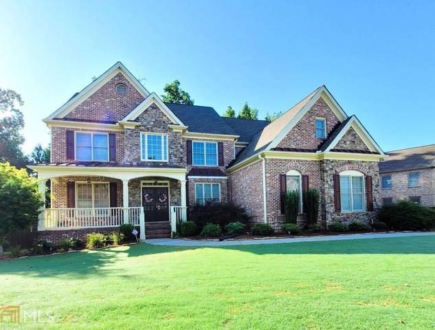 1542 Sever Creek Drive, Lawrenceville, GA 30043 (MLS #9020978) :: Crown Realty Group