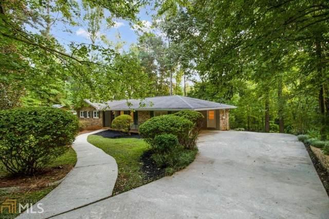 4218 Lake Laurel Dr, Smyrna, GA 30082 (MLS #9020979) :: Scott Fine Homes at Keller Williams First Atlanta
