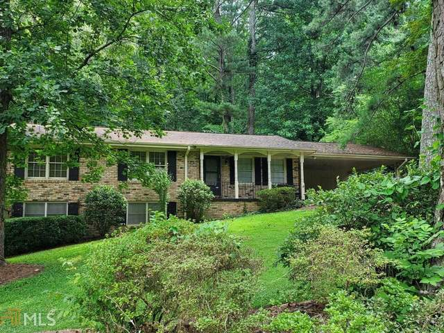 344 Colchester Drive, Stone Mountain, GA 30088 (MLS #9020989) :: Team Cozart