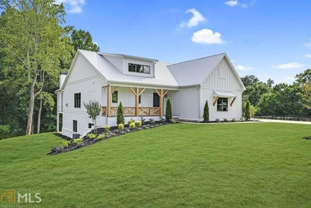 6125 Union Hill Rd, Canton, GA 30115 (MLS #9020997) :: Scott Fine Homes at Keller Williams First Atlanta