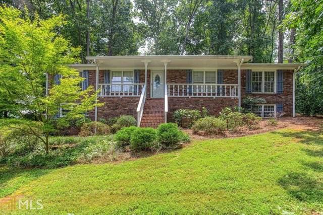 582 Hidden Hills Ct, Marietta, GA 30066 (MLS #9021014) :: Scott Fine Homes at Keller Williams First Atlanta