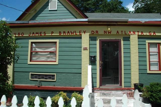 480 James P Brawley, Atlanta, GA 30331 (MLS #9021076) :: The Ursula Group