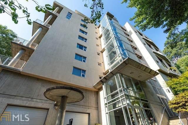 850 Ralph Mcgill  Boulevard #12, Atlanta, GA 30306 (MLS #9021151) :: The Ursula Group