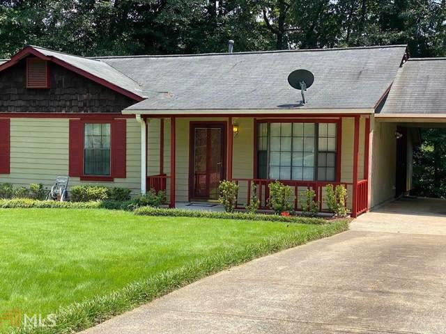 470 Plainville Drive, Atlanta, GA 30331 (MLS #9021180) :: The Ursula Group