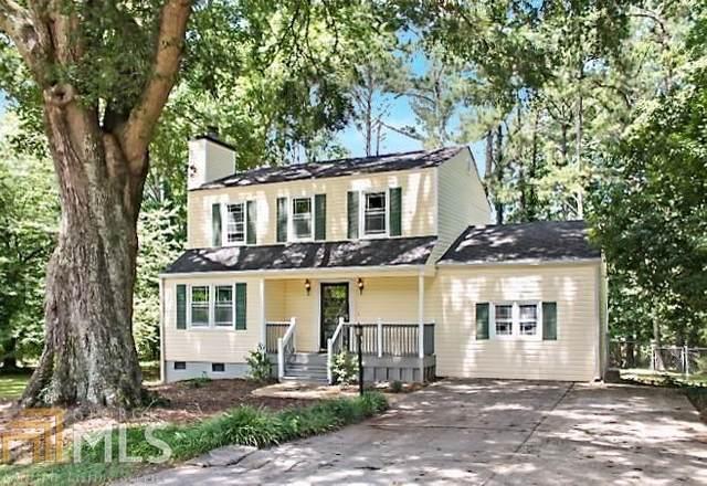 1278 W Wylie Bridge Rd, Woodstock, GA 30188 (MLS #9021200) :: Perri Mitchell Realty