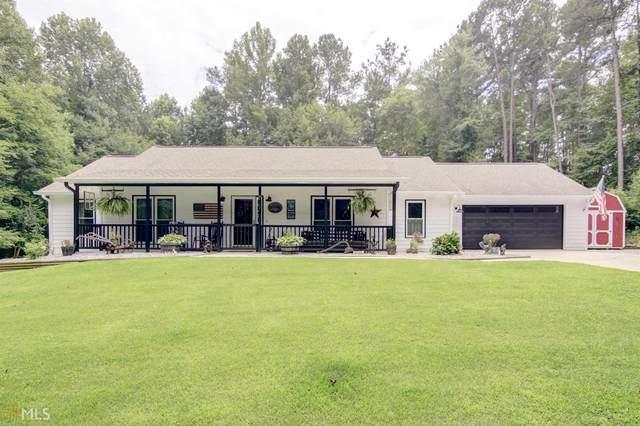 116 Magnolia, Tyrone, GA 30290 (MLS #9021268) :: The Realty Queen & Team