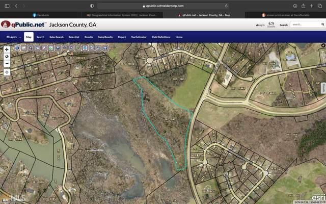 0 Highway 82, Jefferson, GA 30549 (MLS #9021302) :: Team Cozart