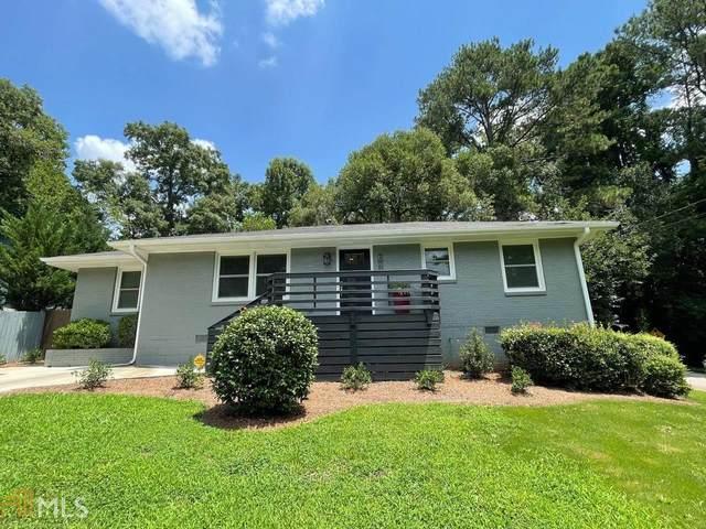 1276 Glen Forest Way, Decatur, GA 30032 (MLS #9021309) :: The Ursula Group