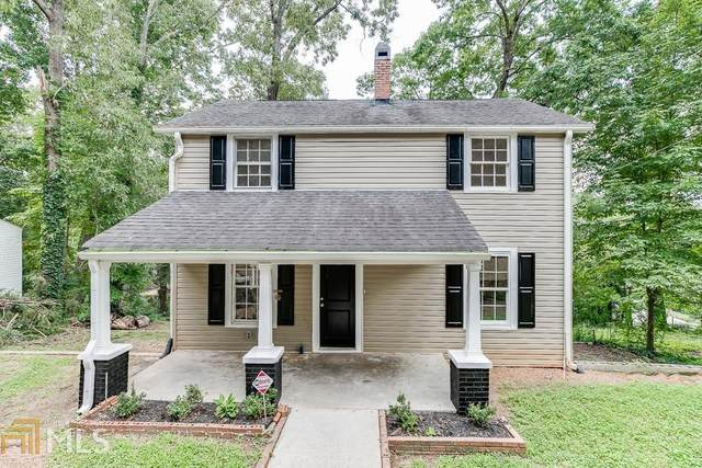 679 Hillcrest Ave, Gainesville, GA 30501 (MLS #9021329) :: The Ursula Group