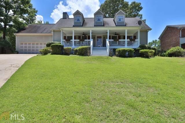1385 Lakeshore Circle, Gainesville, GA 30501 (MLS #9021350) :: The Ursula Group