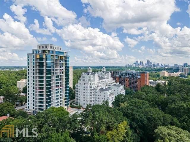 2520 Peachtree Rd #402, Atlanta, GA 30305 (MLS #9021402) :: Bonds Realty Group Keller Williams Realty - Atlanta Partners