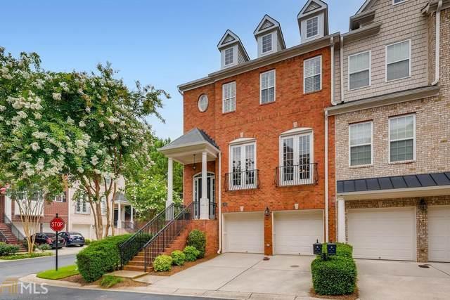 3025 Woodwalk Dr #17, Atlanta, GA 30339 (MLS #9021436) :: Athens Georgia Homes