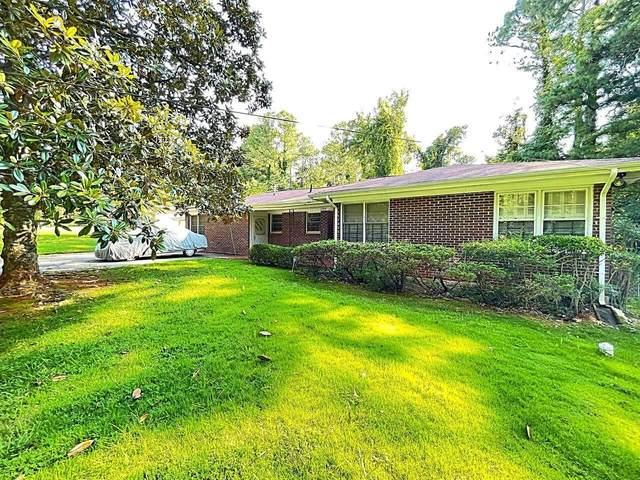 2340 Edgewater Dr, Atlanta, GA 30311 (MLS #9021516) :: AF Realty Group
