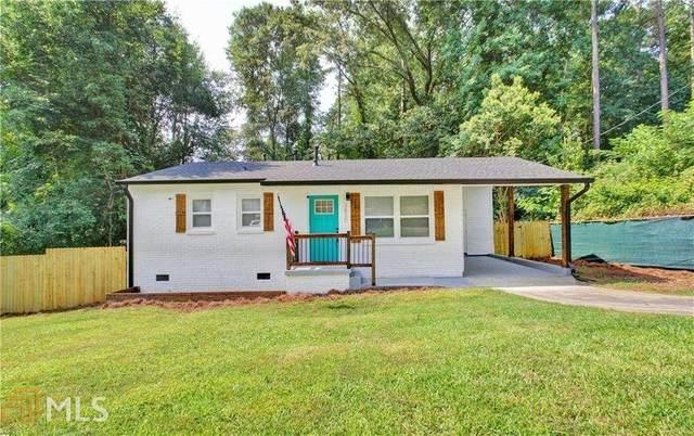 3830 Adkins Rd, Atlanta, GA 30331 (MLS #9021568) :: The Ursula Group