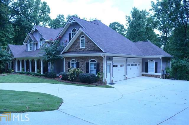 1526 Darby Ford Ln, Ball Ground, GA 30107 (MLS #9021577) :: Tim Stout and Associates