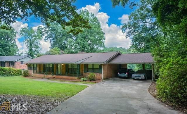 1495 Loch Lomond Trl, Atlanta, GA 30331 (MLS #9021593) :: Tim Stout and Associates