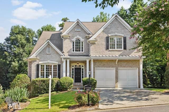 3541 Highgrove Way, Brookhaven, GA 30319 (MLS #9021810) :: Crown Realty Group