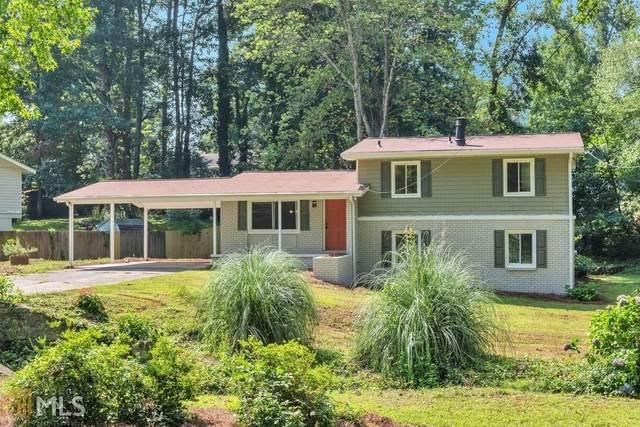 332 Hickory Acres Dr, Smyrna, GA 30082 (MLS #9021953) :: Team Cozart
