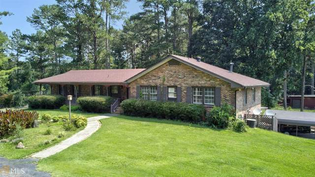 7390 Browns Mill Rd, Lithonia, GA 30038 (MLS #9022004) :: RE/MAX One Stop